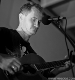 Huge playing at Kitty O'Sheas in September 2010